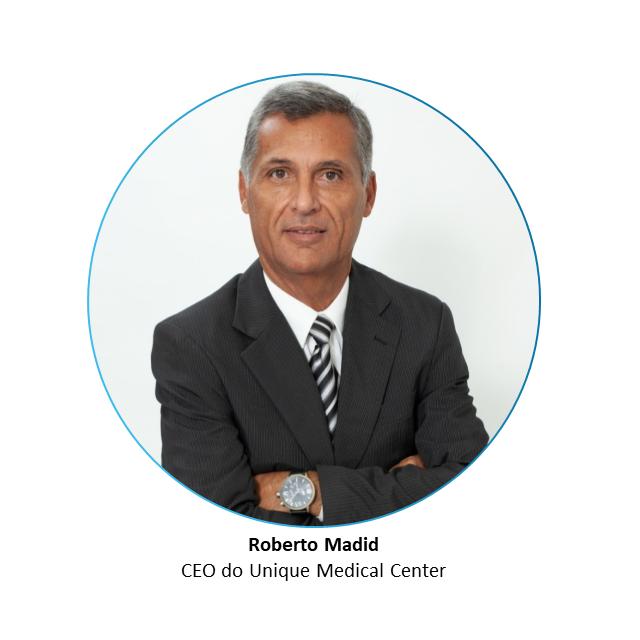 Roberto Madid - CEO do Unique Medical Center
