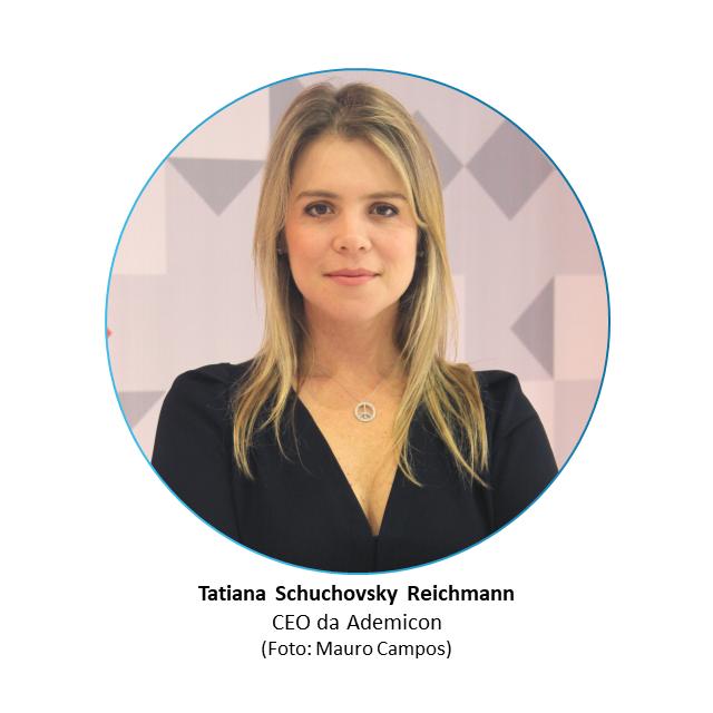 Tatiana Schuchovsky Reichmann - CEO - Ademicon - Foto Mauro Campos