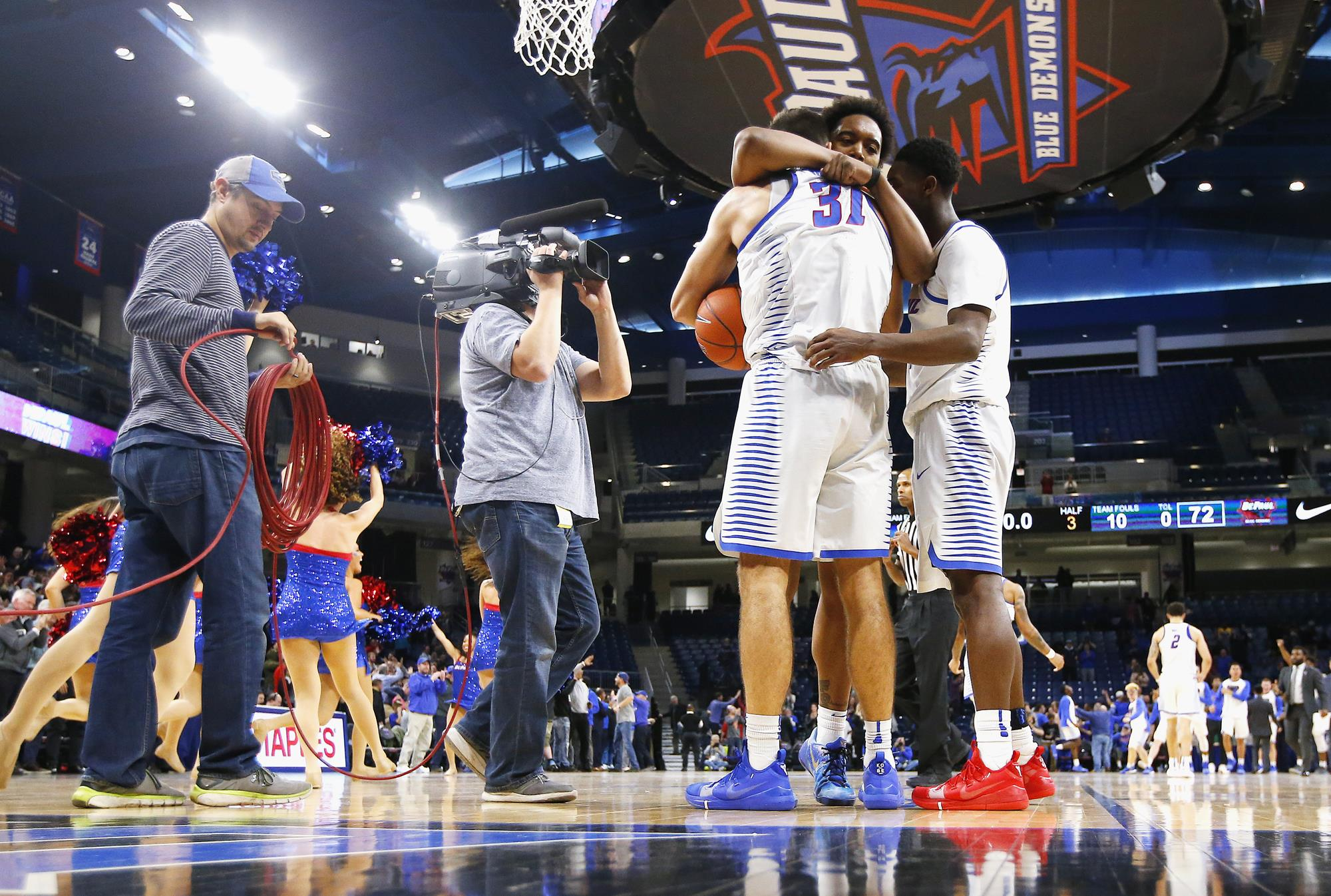 depaul basketball - photo #22