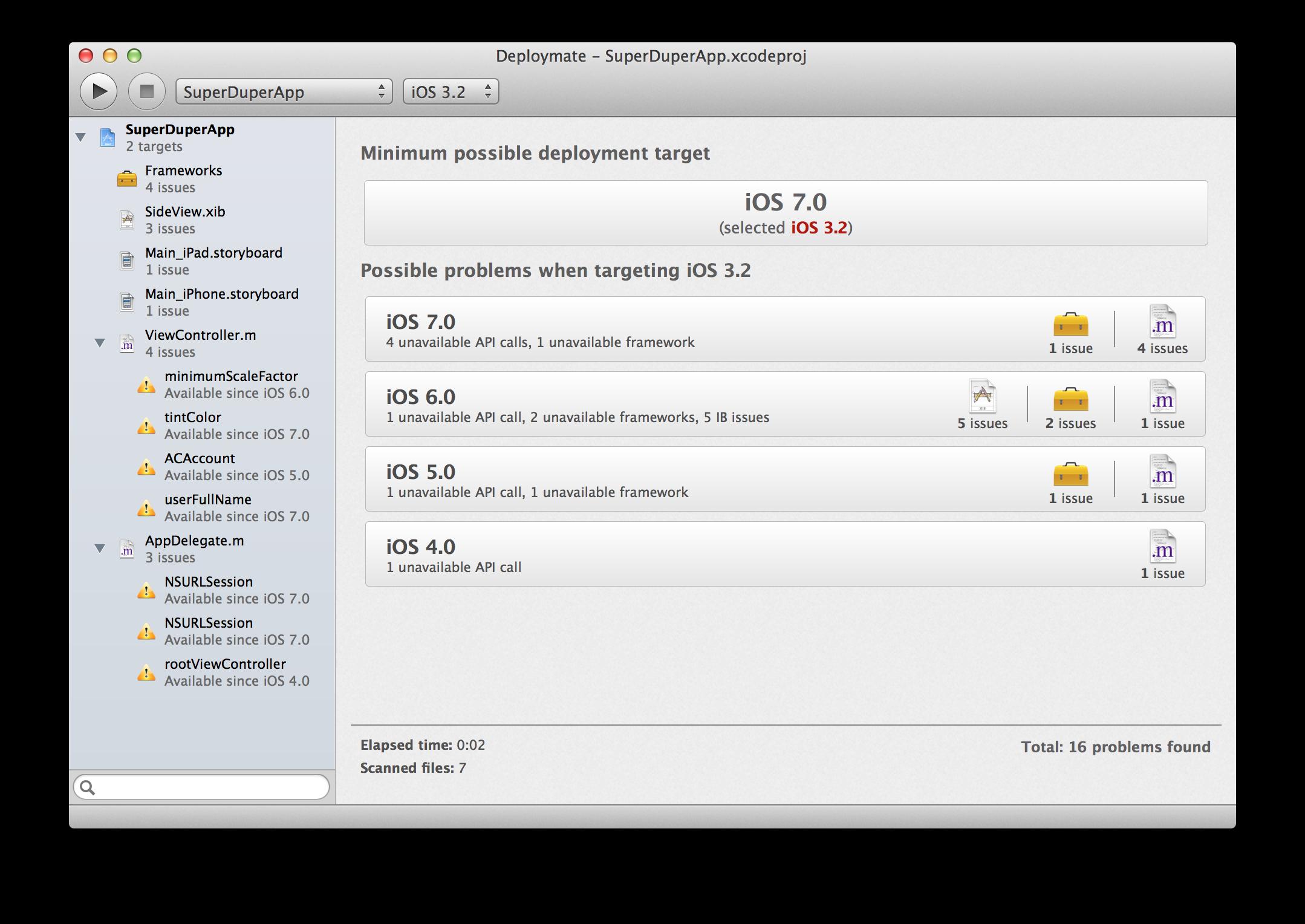 Deploymate for Mac 1.0.0 破解版 – iOS&Mac开发工具-爱情守望者