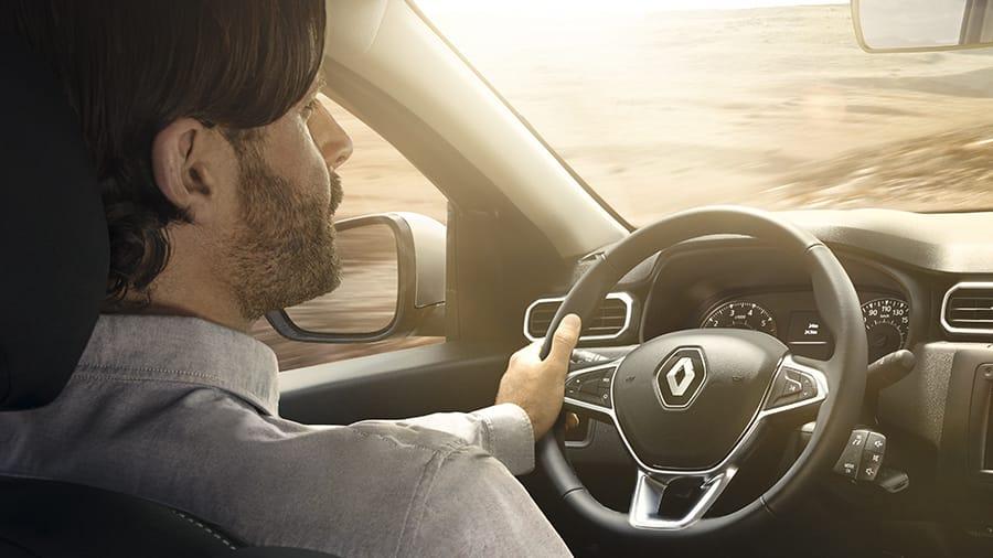 Renault All New Duster Dirección asistida eléctrica