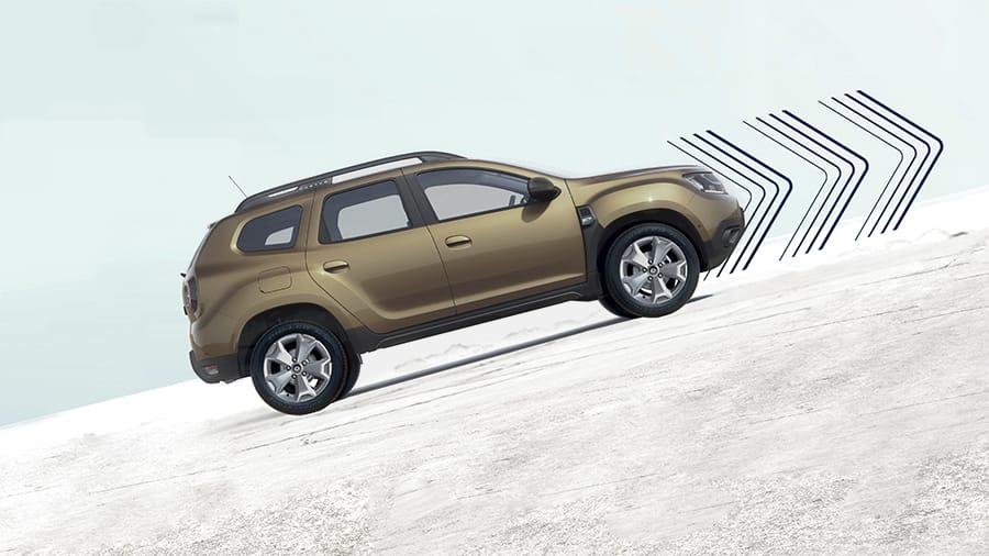 Renault All New Duster Asistente de arranque en subida