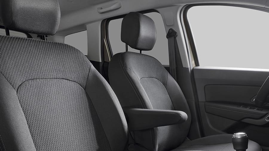 Renault CLIO Ajustes del conductor