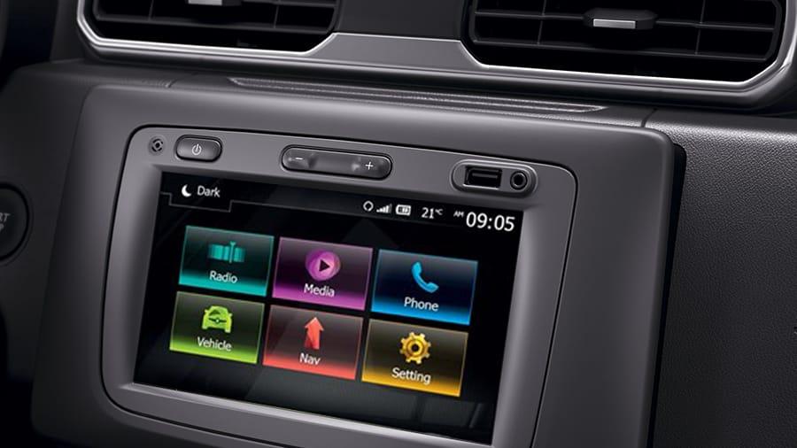 Renault CLIO Sistema Media Nav 3.0