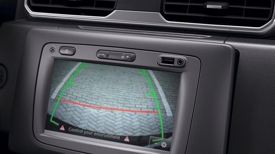Renault CLIO Sensor con cámara de retroceso
