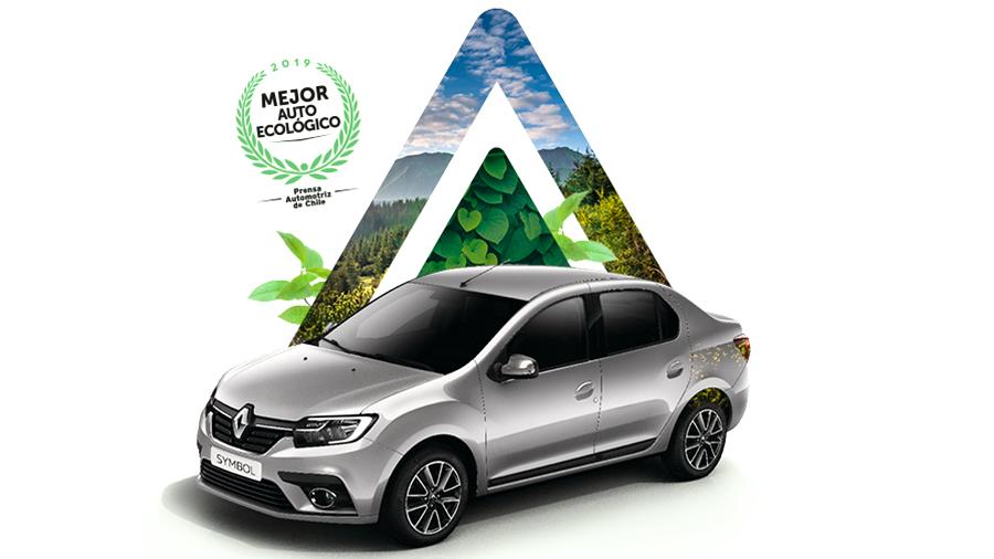 Renault SYMBOL, Un vehículo ecológico