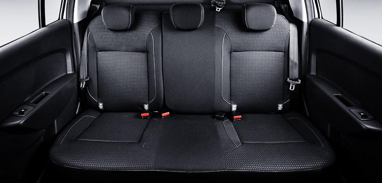 Renault SYMBOL Comodidad interior