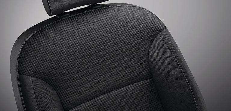 Renault SYMBOL Asientos confortables