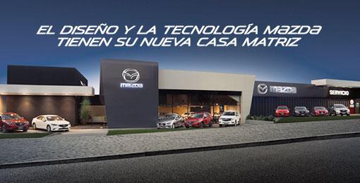 Mazda inaugura nueva Casa Matriz