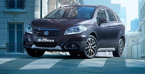 Nuevo Suzuki S-Cross con tecnología All Grip