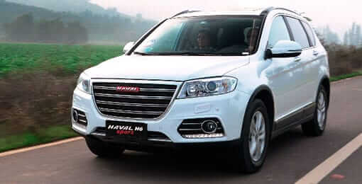 Haval H6 Sport, el 4° SUV más vendido a nivel mundial