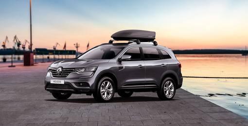 Renault NEW KOLEOS Summer Edition: equipado para disfrutar