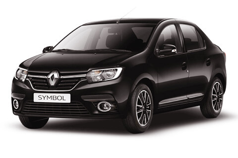 Renault Symbol INTENS 1.6 MT BLACK