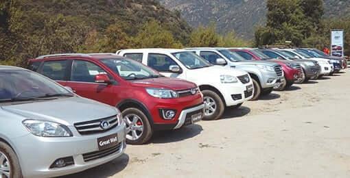 Great Wall Motors celebra 10 años en el mercado chileno