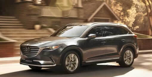 All New Mazda CX-9