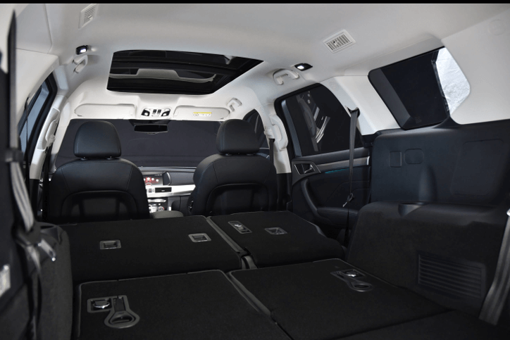 Tendencia: autos con 3 filas de asientos