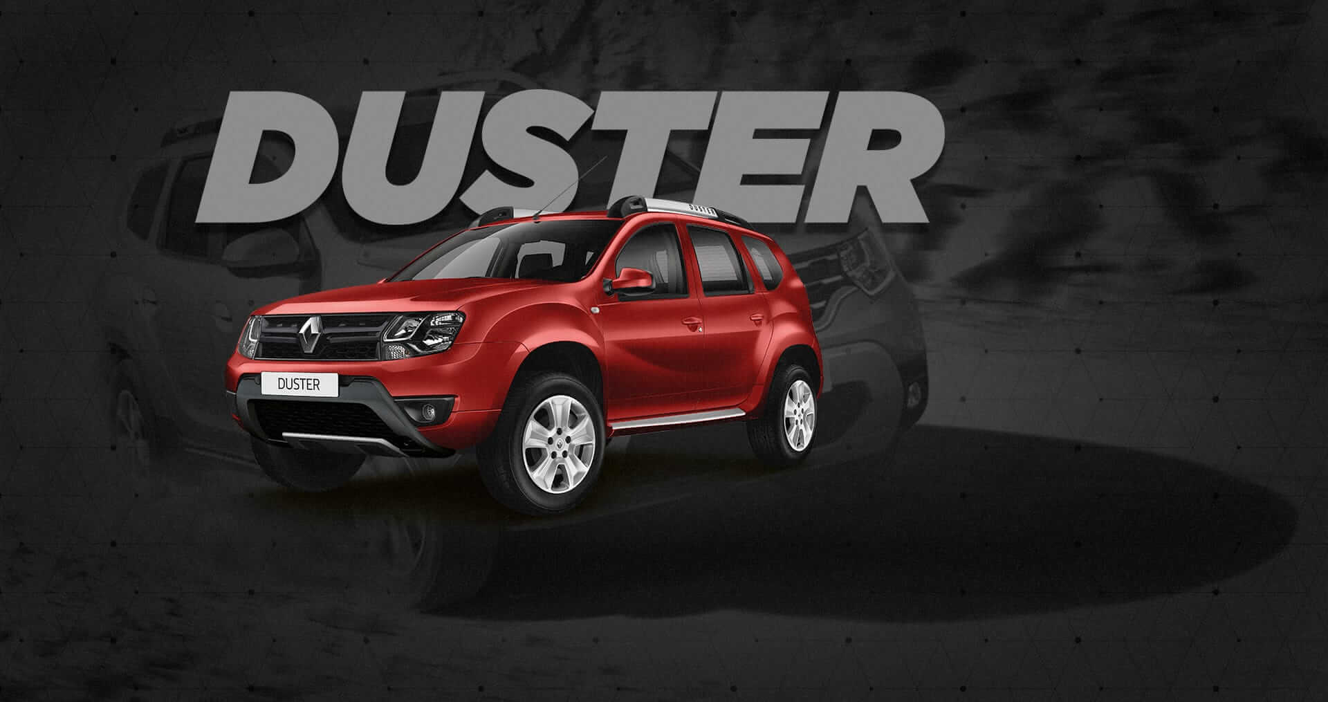 Renault Duster LIFE 1.6L 5MT 4X2 - Connect