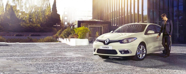Renault Fluence Dynamique CVT (Aut) Pack