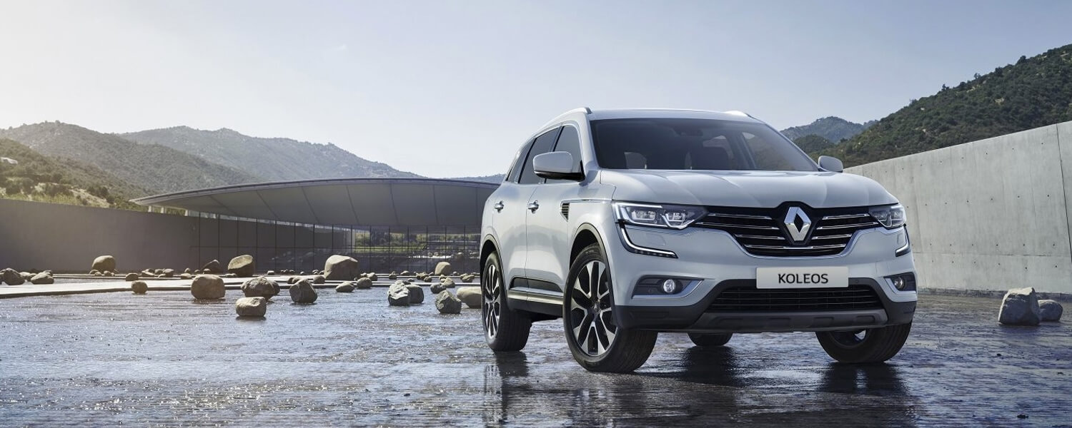 Renault Koleos Privilege 4X2 AT