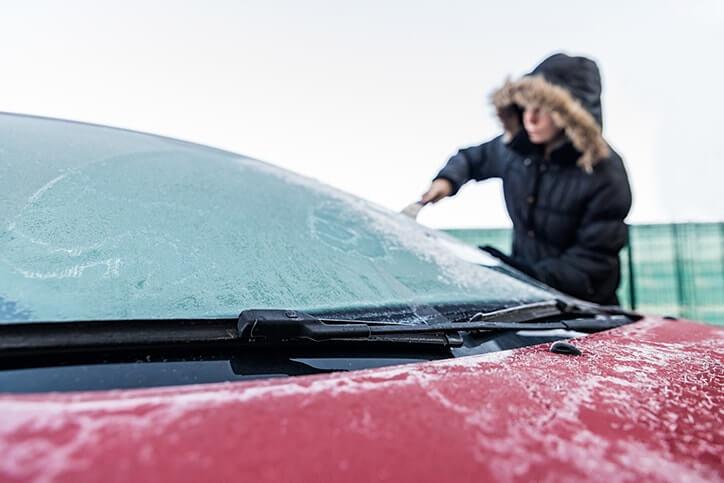 Cuidado especial: Protege a tu auto del frío