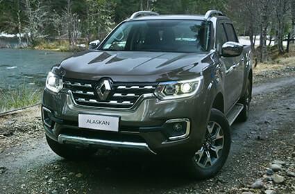 Renault Alaskan Intens 7AT Nav - Galería destacados 0