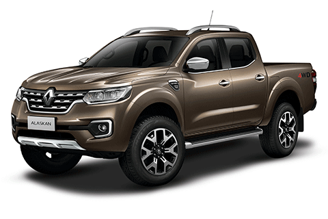 Renault Alaskan Intens 6MT Nav