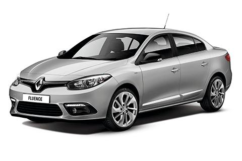Renault Fluence Dynamique CVT (Aut)