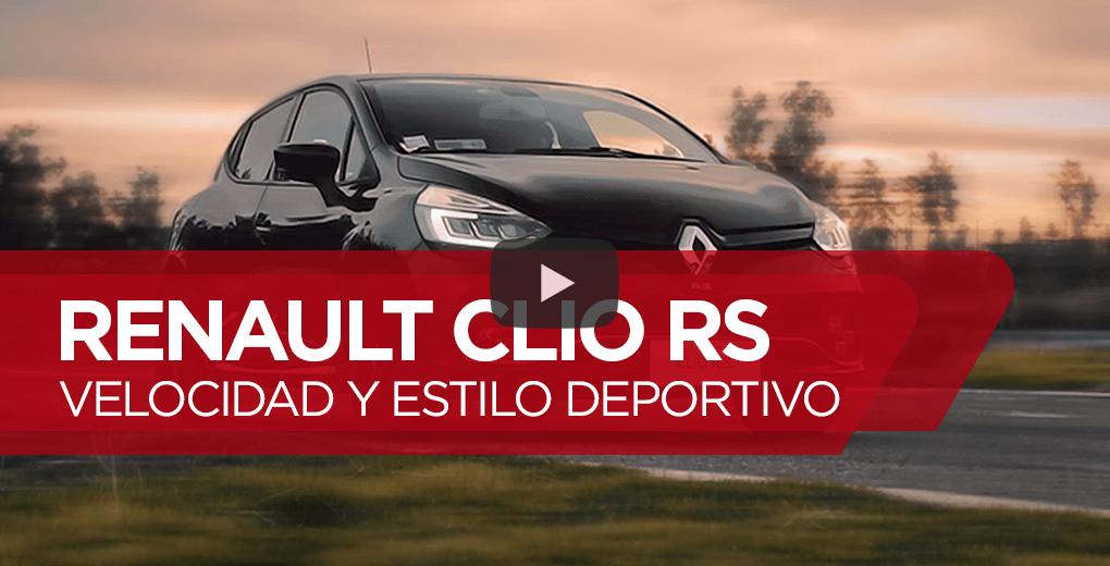 Review Renault Clio RS | Velocidad, estilo y deportividad