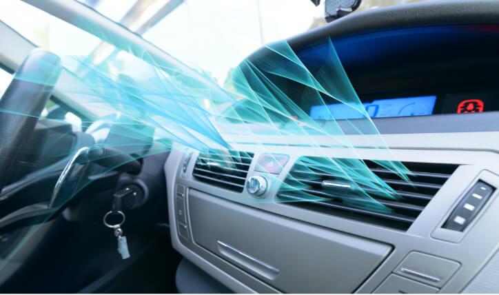 Cómo y por qué es importante limpiar el aire acondicionado de tu auto