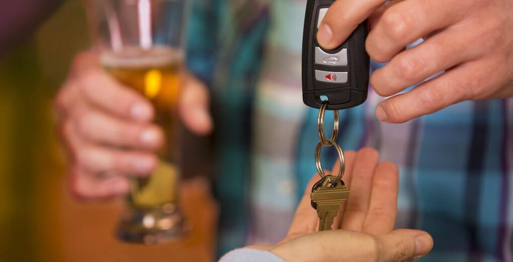 Conducción y alcohol: efectos, leyes y multas