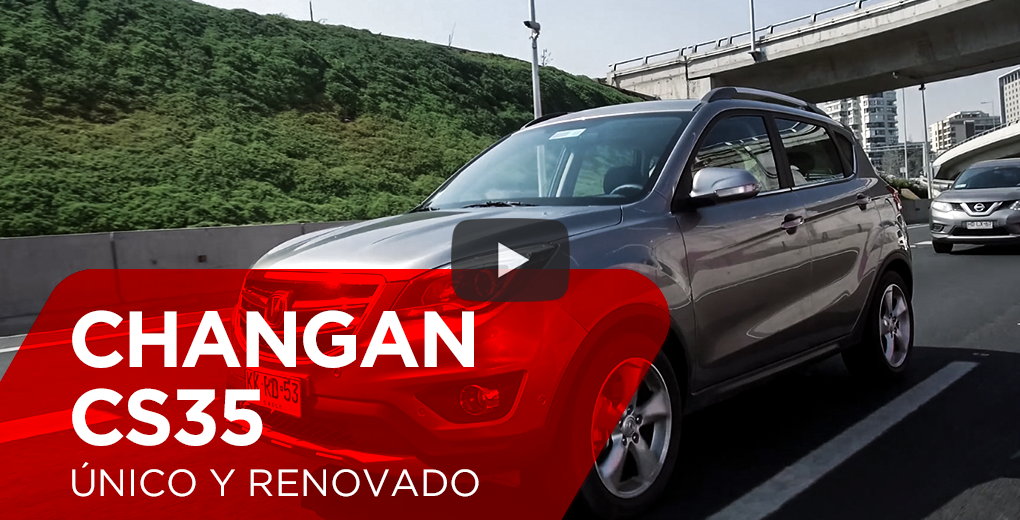 Review Changan CS35 2018 – Único y renovado