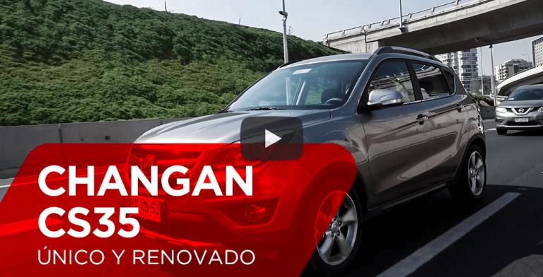 Review Changan CS35 2018 – Único y renovado
