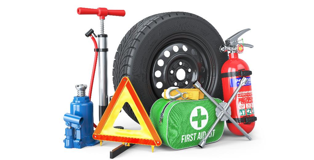 Elementos de seguridad que por ley debes tener en tu auto