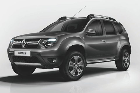 Renault Duster ZEN TECH 2.0L 6MT 4x4