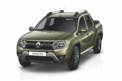 Renault Oroch Intens 4WD