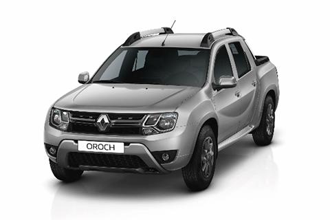 Renault Oroch Zen 1.6 L