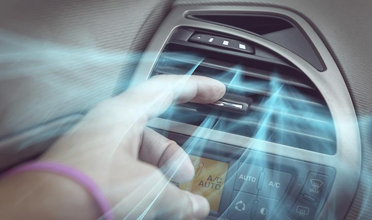 Aprende a darle un uso eficiente al aire acondicionado de tu auto