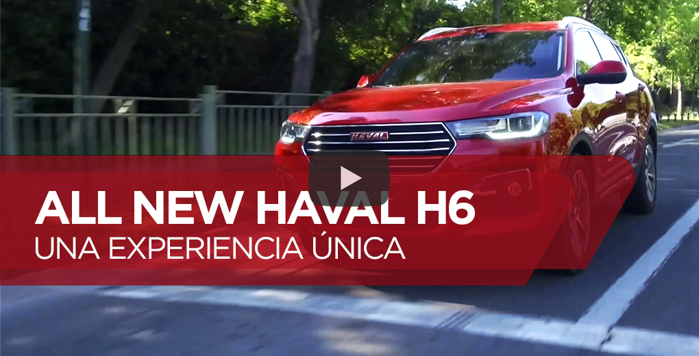 Review All New Haval H6 – Una experiencia única