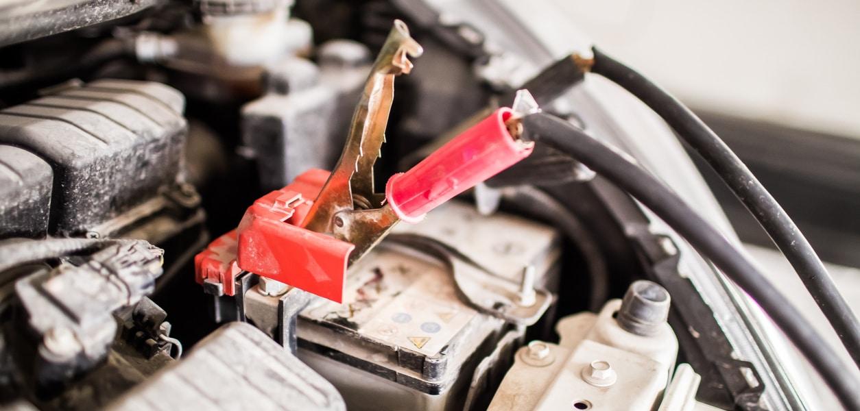 Cómo cargar una batería de auto2