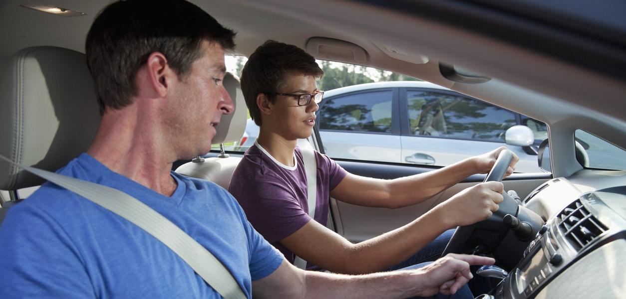 Tips de conducción: cómo aprender a manejar2