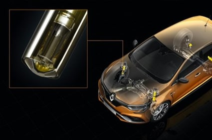 Renault Nuevo Megane RS Mecánico Tela - Galería destacados 0
