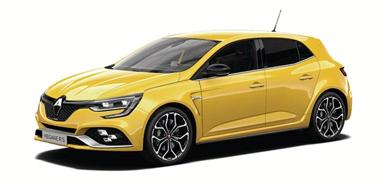 Renault Nuevo Megane RS Mecánico Cuero - Galería interior - imágen 17