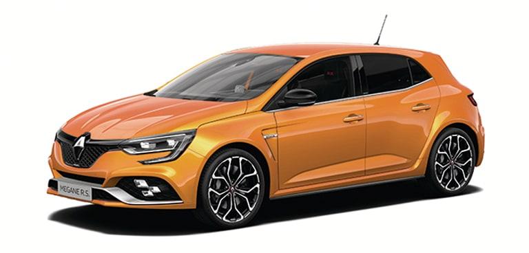 Renault Nuevo Megane RS Mecánico Cuero - Galería interior - imágen 21