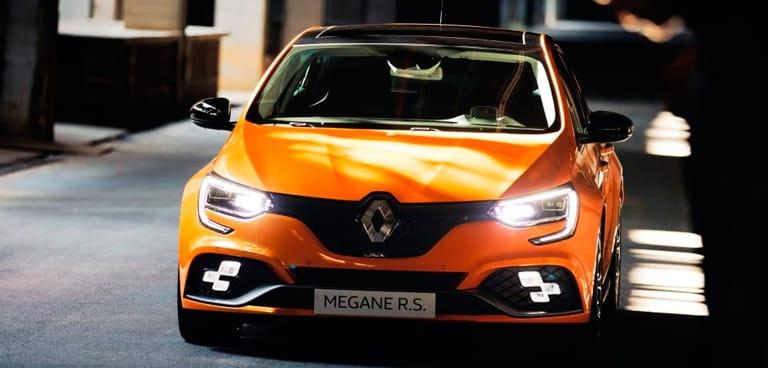 Renault Nuevo Megane RS Mecánico Cuero - Galería interior - imágen 0
