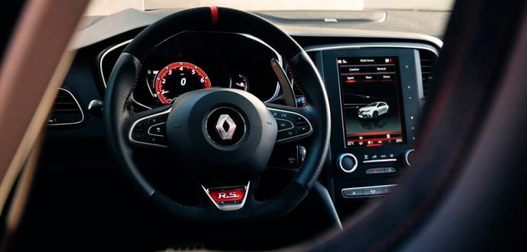Renault Nuevo Megane RS Mecánico Tela - Galería interior - imágen 0