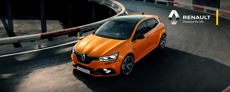 Renault Nuevo Megane RS Mecánico Tela