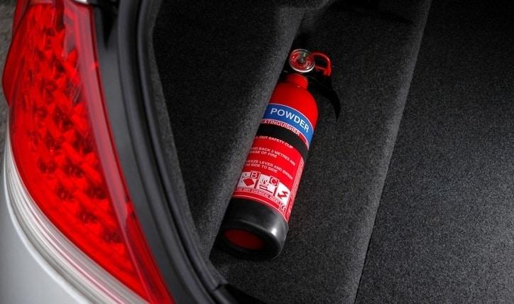 Conoce qué tipo de extintor para auto es el indicado para ti