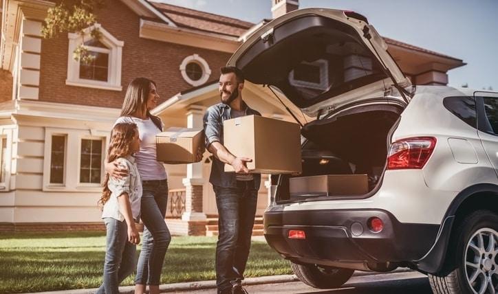 10 autos para viajar en familia