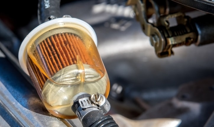 Conoce tu vehículo: función del filtro de combustible
