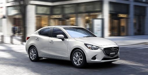 Mazda 2 Sedán: todo lo que necesitas en un solo auto